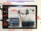 DC Power Monitor prototype version